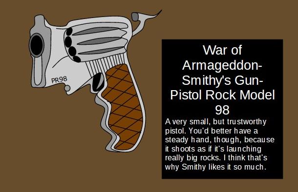 Smithy's Pistol