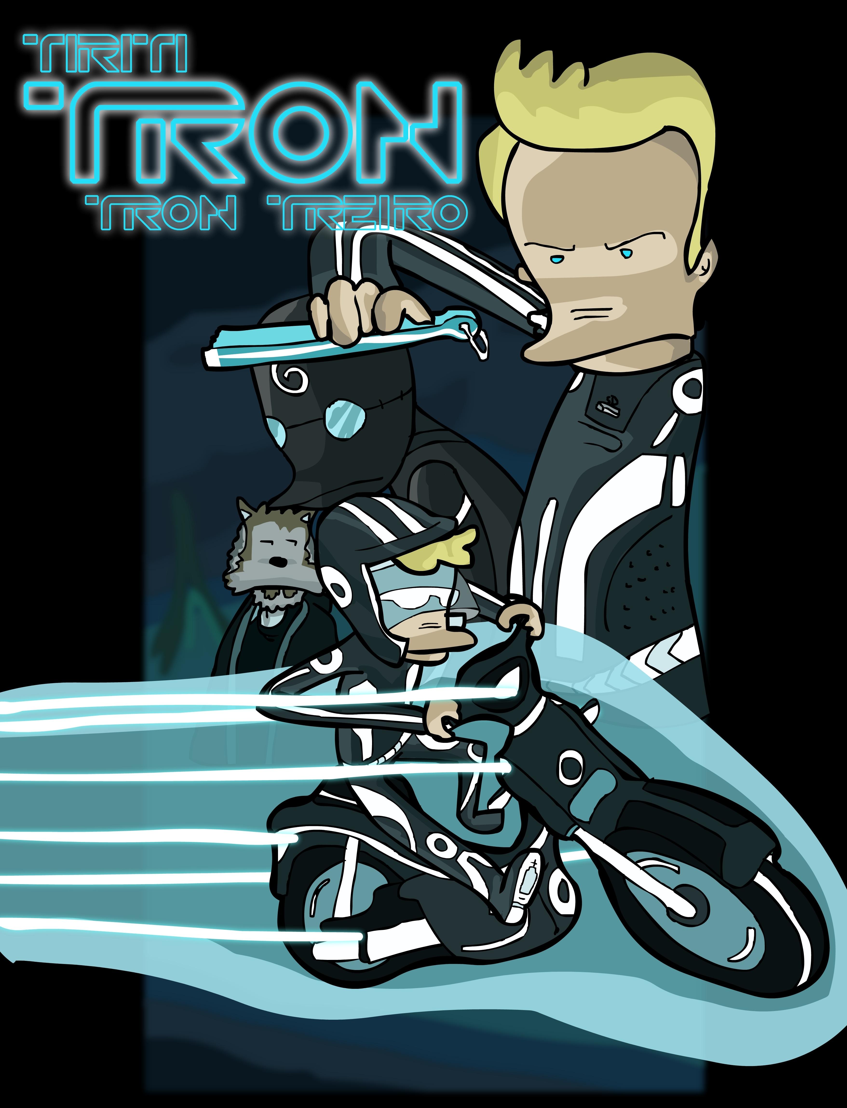 tiriti TRON tron treiro