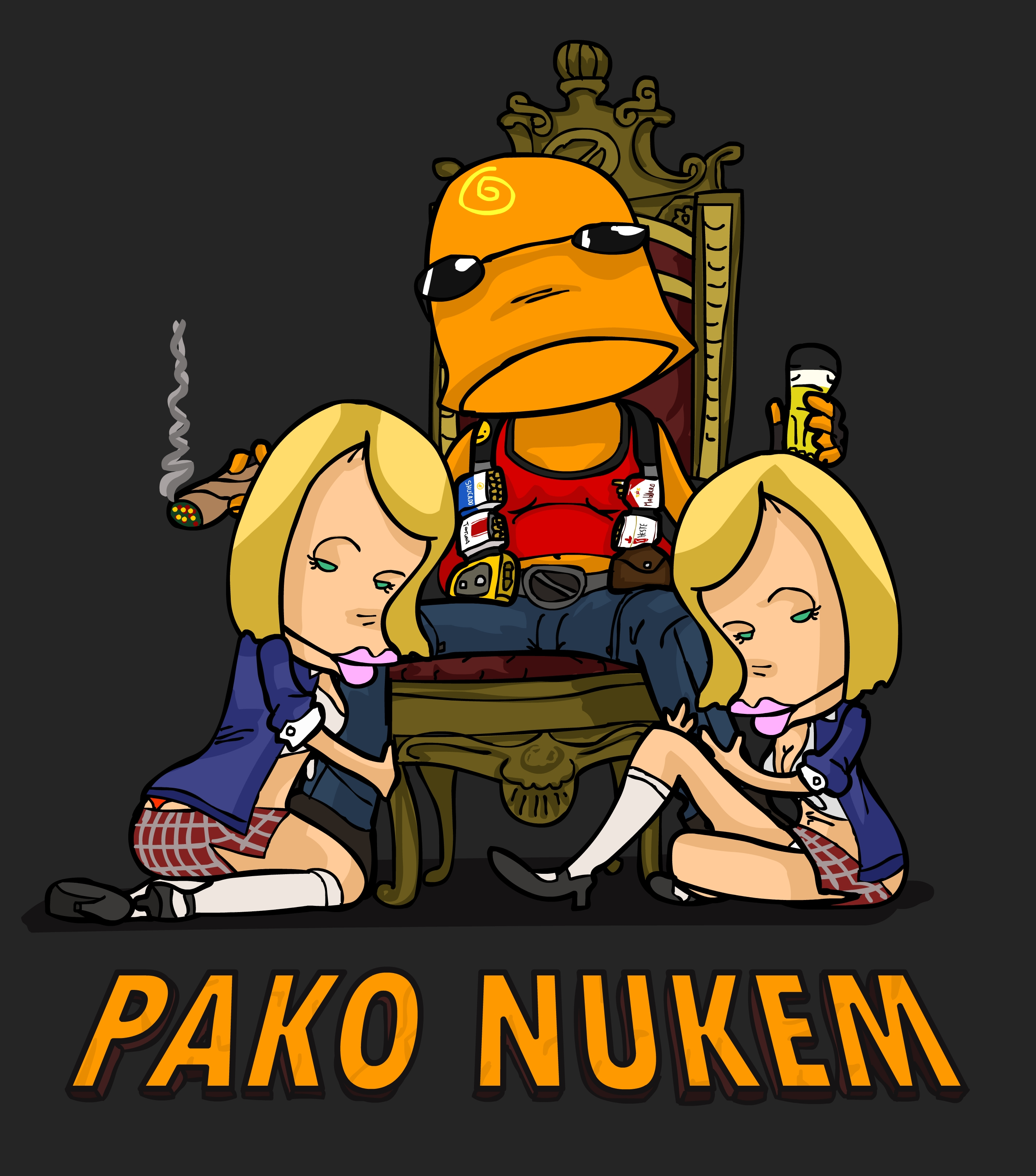 Pako Nukem