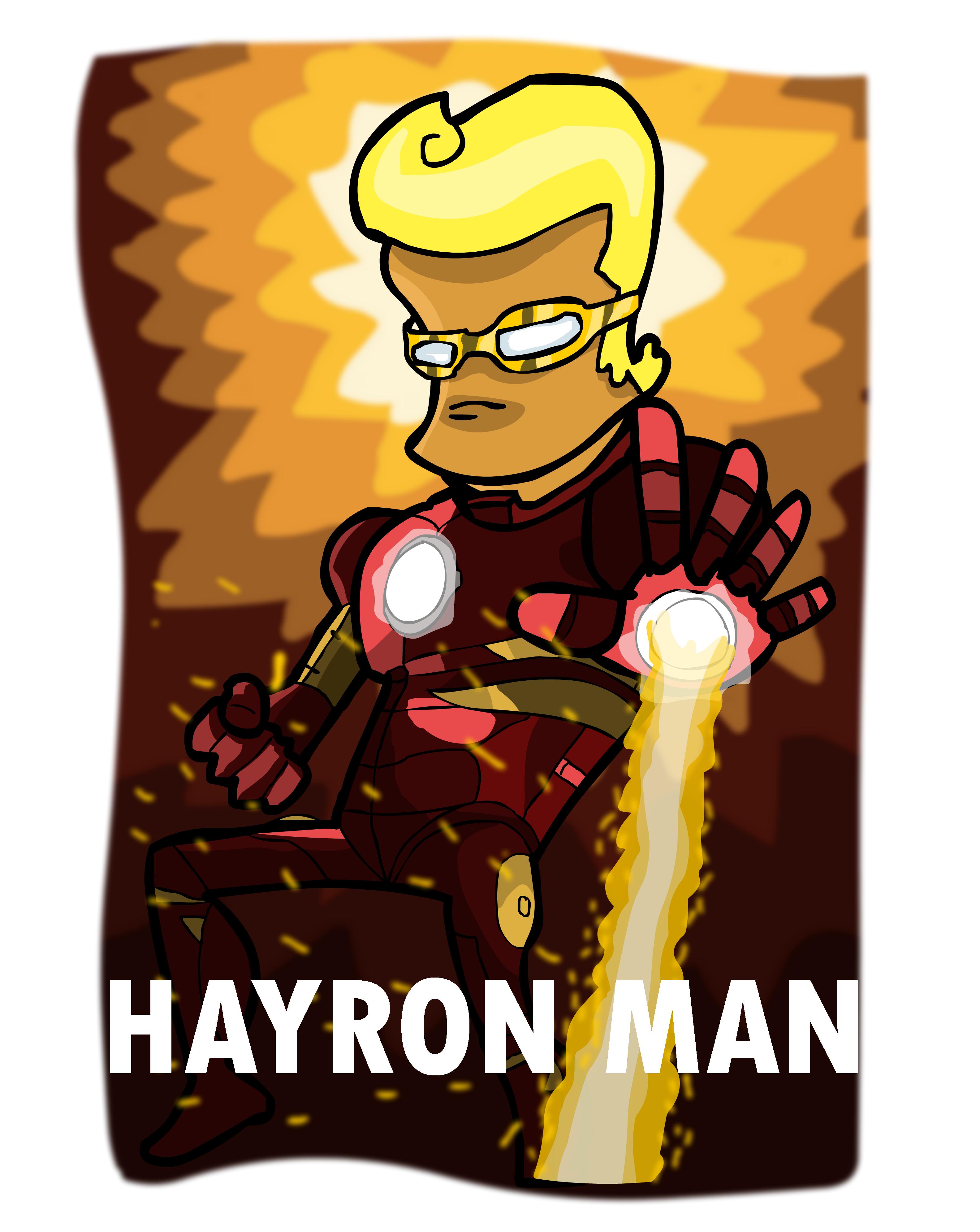 HayRonMan