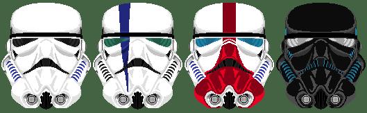Stormtrooper Helms *Edited*