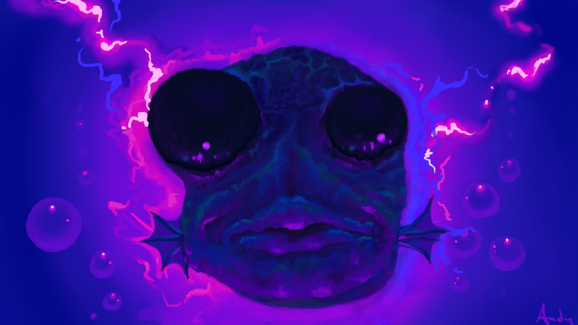 Il Pesce - Re Delle Bolle