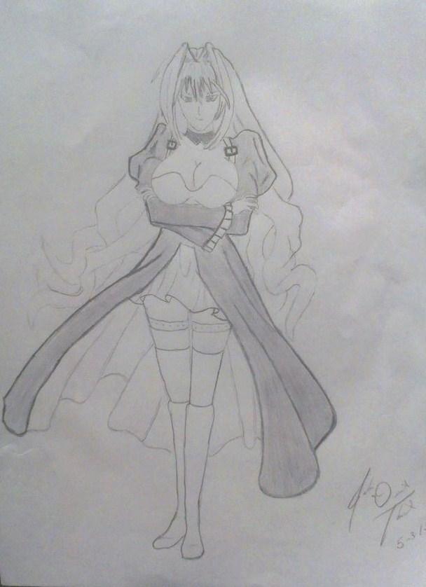 sekirei -Tsukiumi