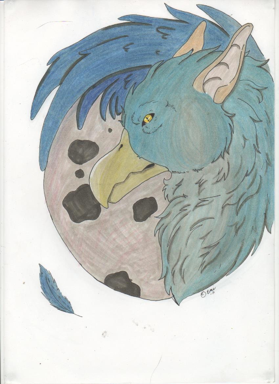 Moonfall gryphon