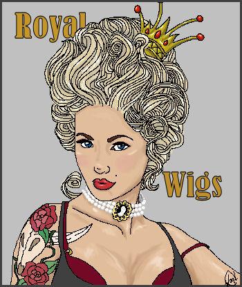 Royal Wig