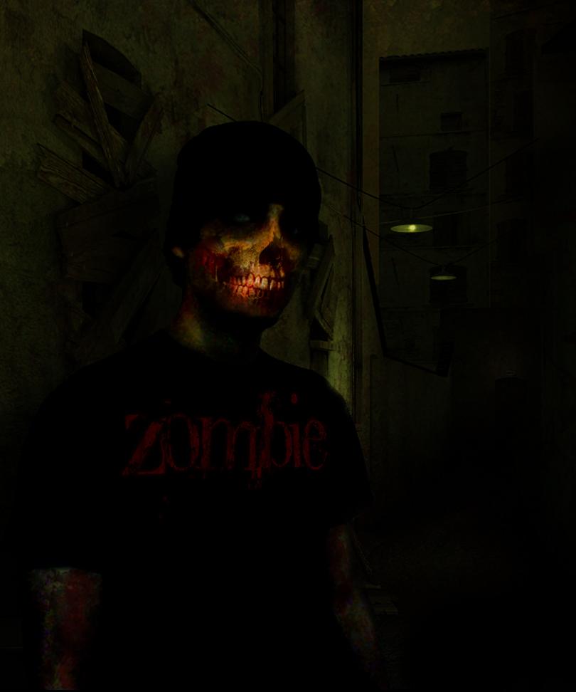 Zombie Blackshroom