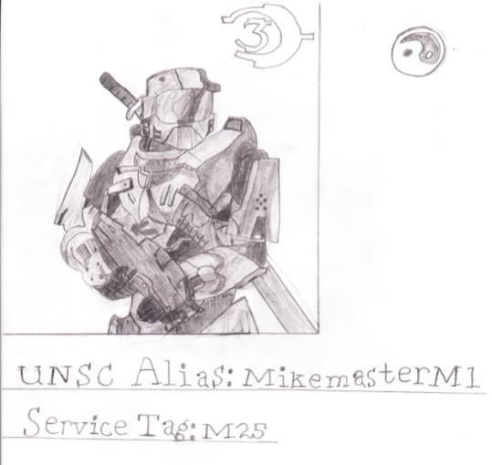 Halo Service Record