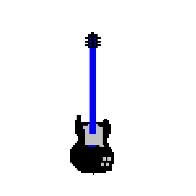 Pixel Guitar