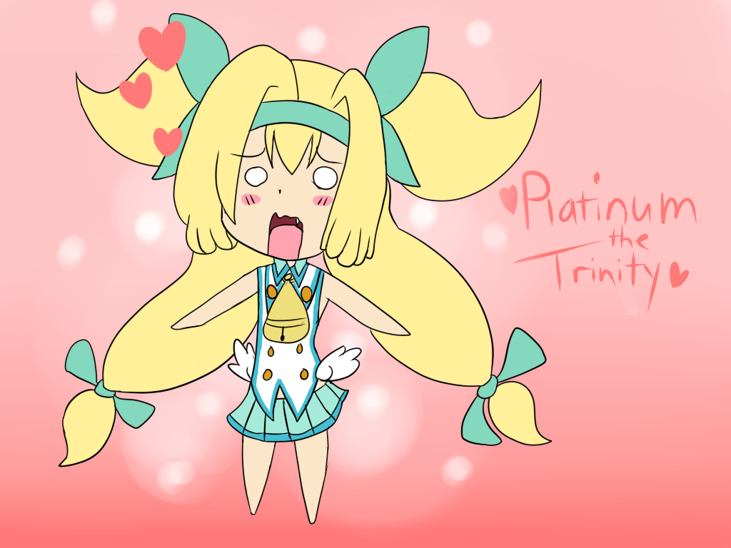 Platinum The Trinity [CHIBI]