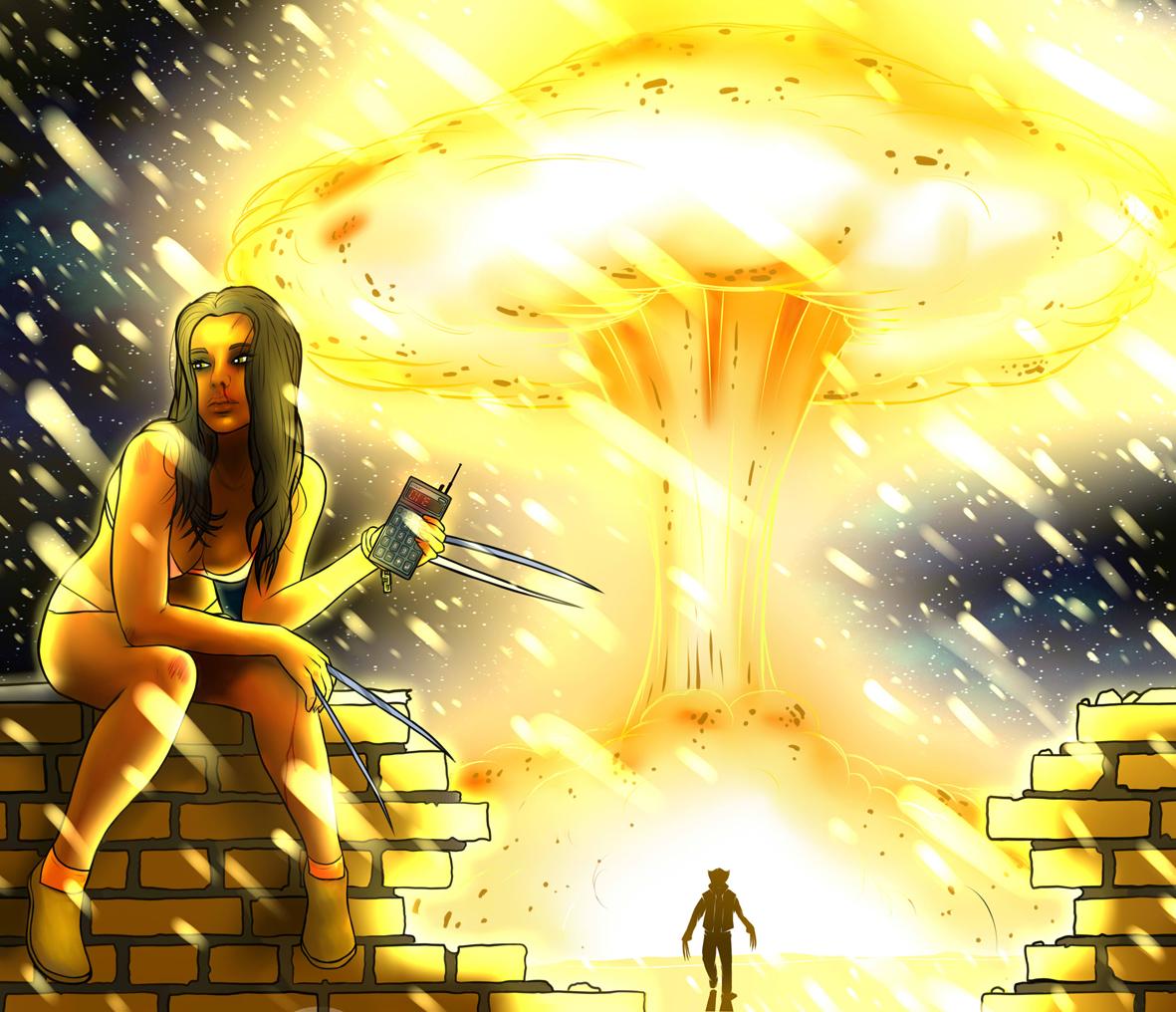 X-23 Detonation