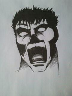 Berserk face