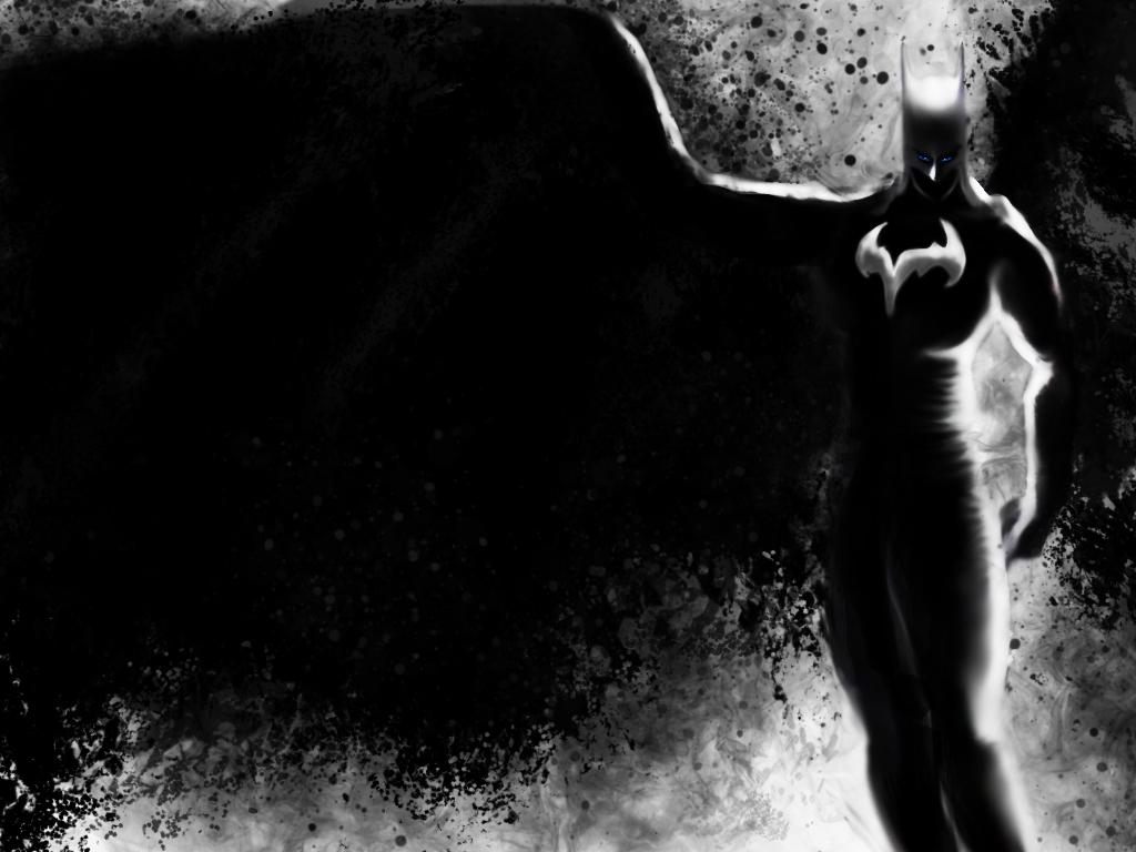 Batman Fear Concept