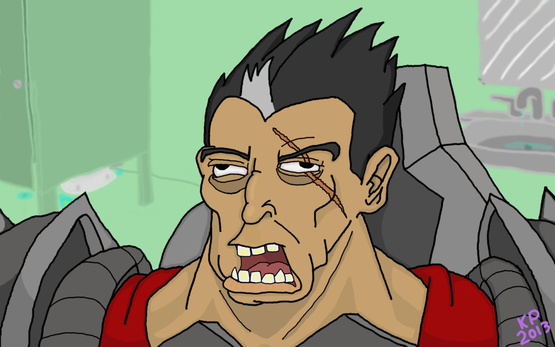 Darius Break