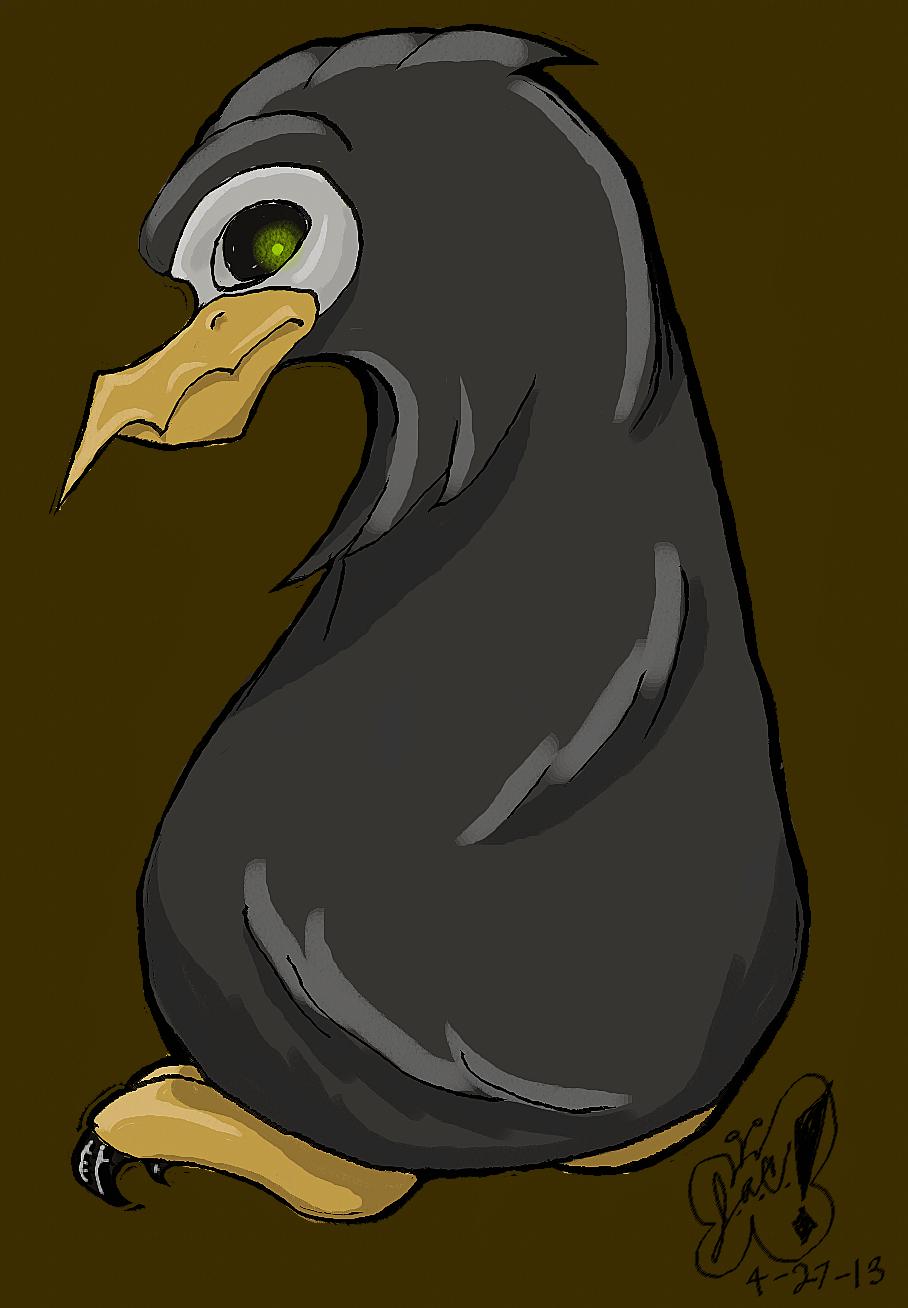 Bone-Eater Bird