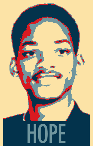Will Smith Hope-poster