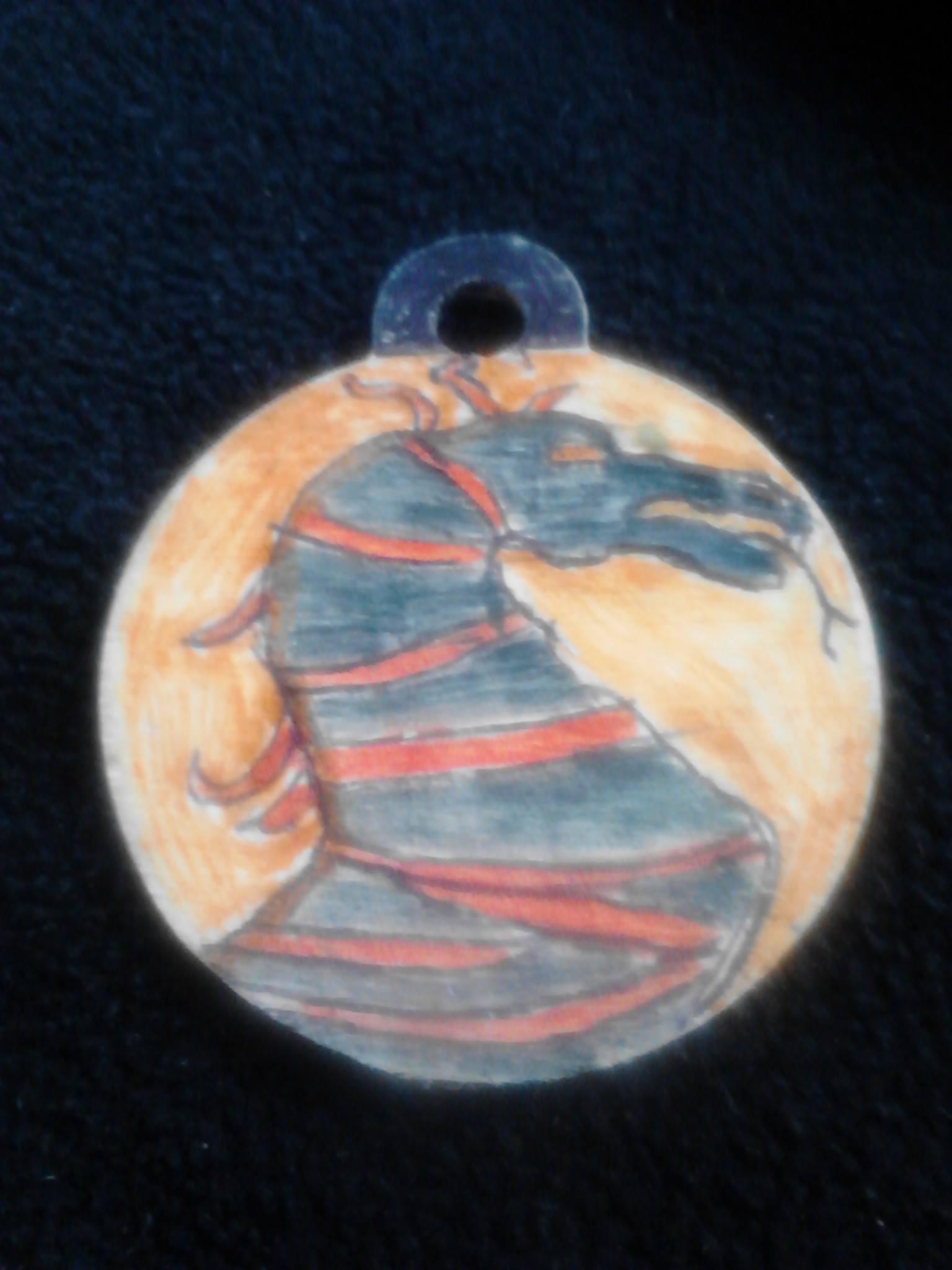 dragon medallion