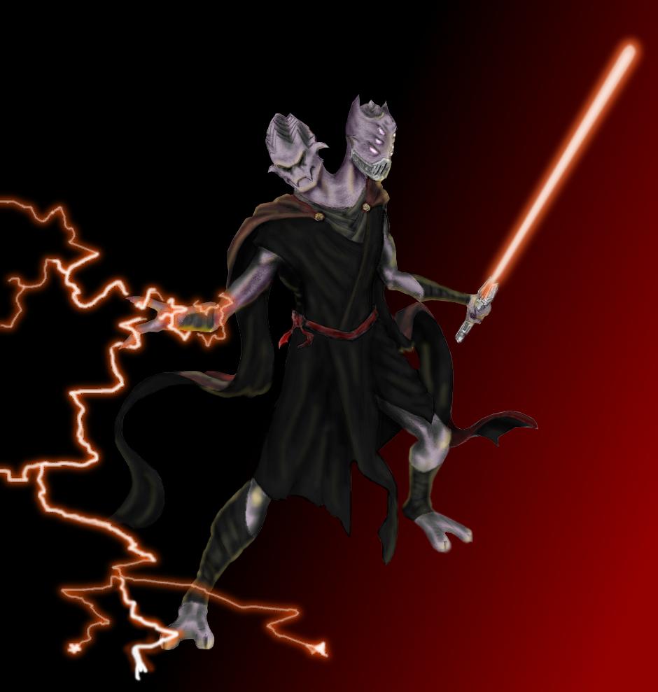 Villain 3: Star Wars VII