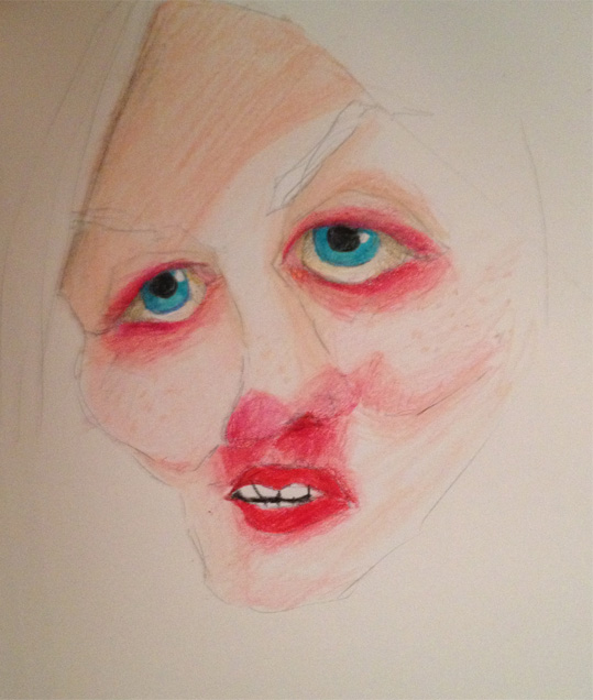 ugly woman