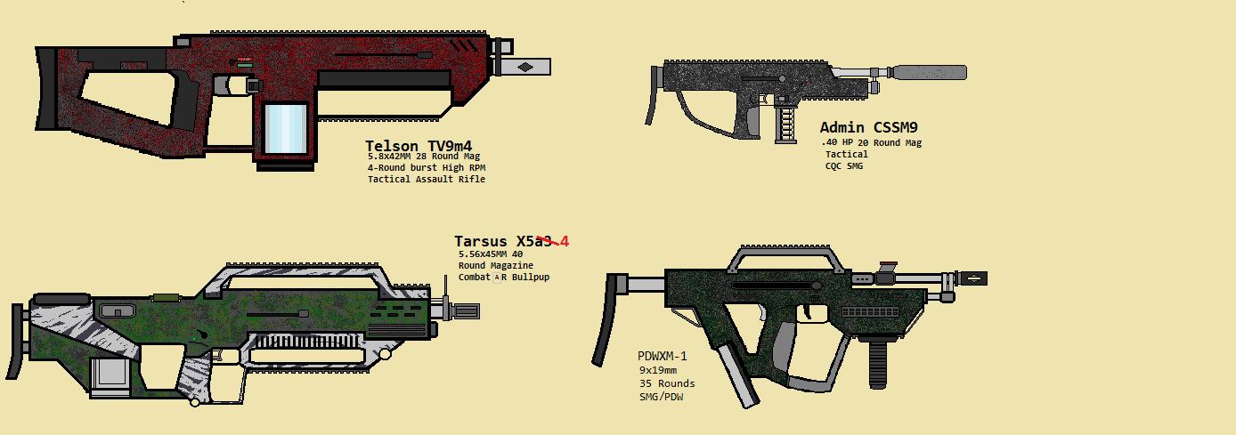 Pixel Gun Illustration