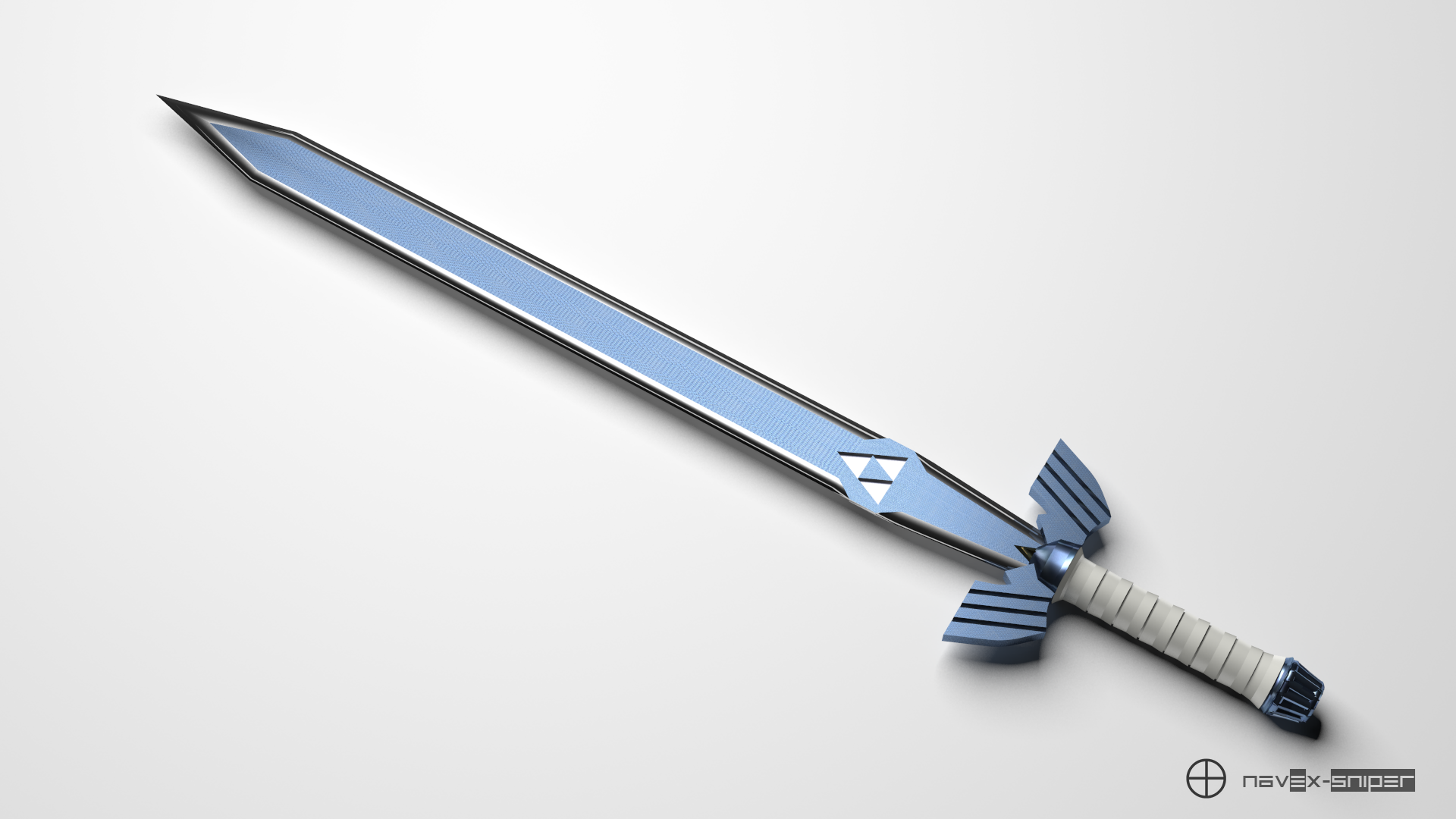 Legend of Zelda - Master Sword