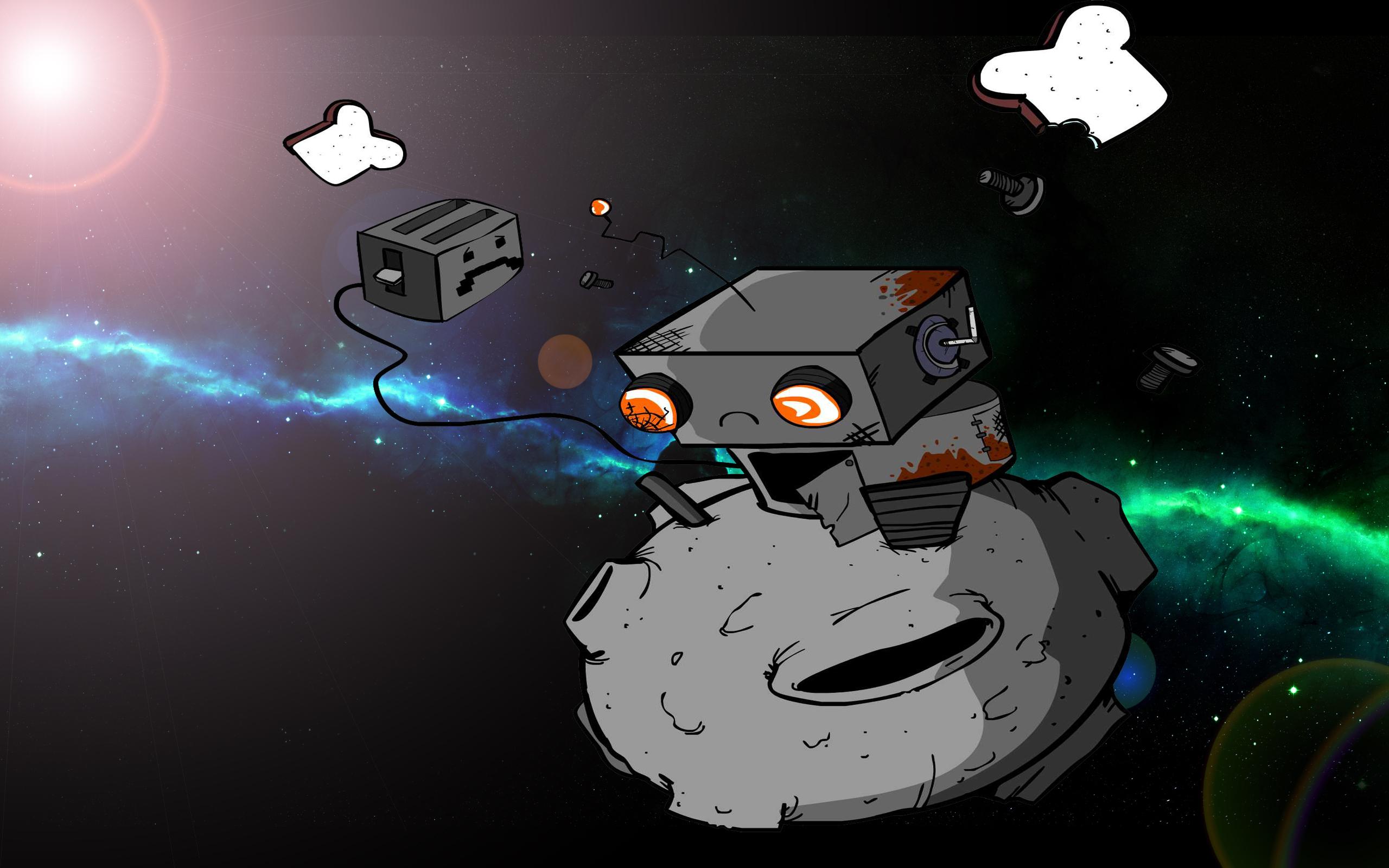 Sad Bot!