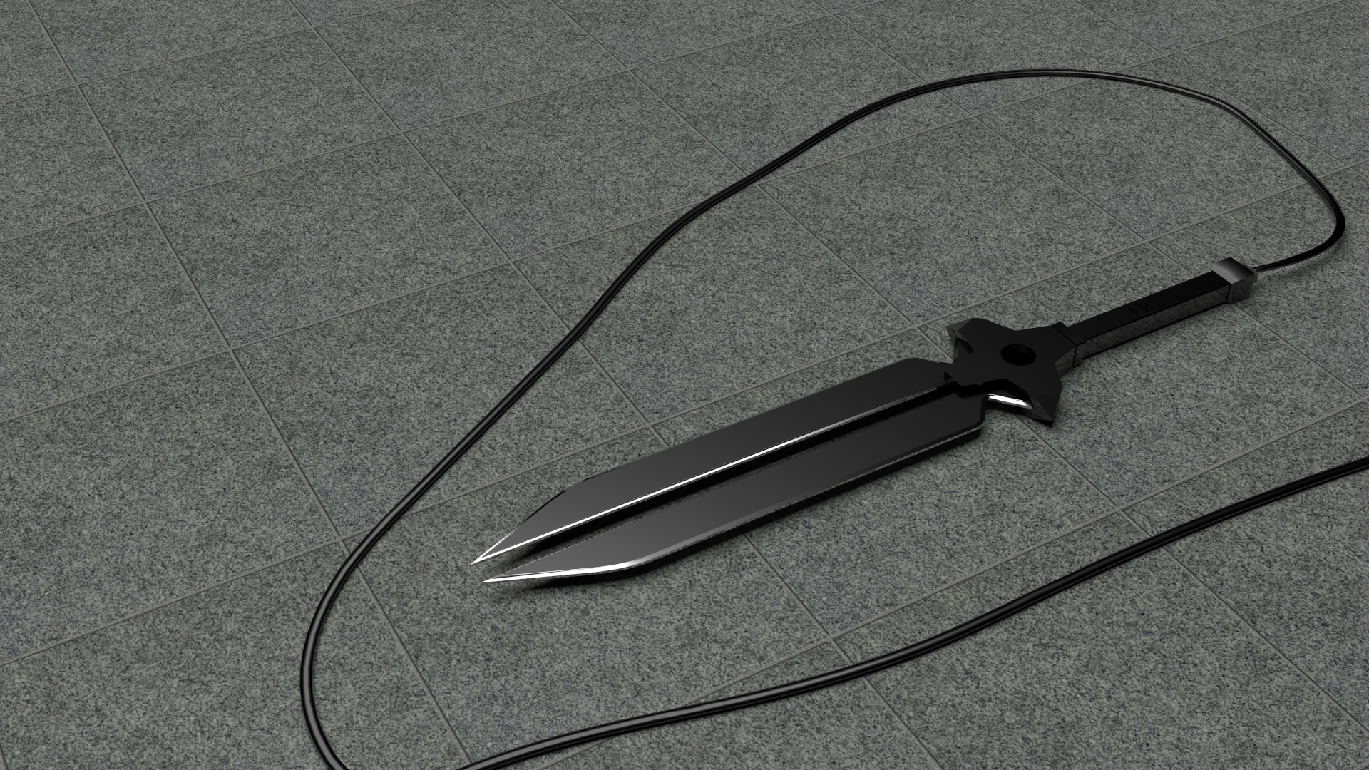 Darker than Black - Hei Sword