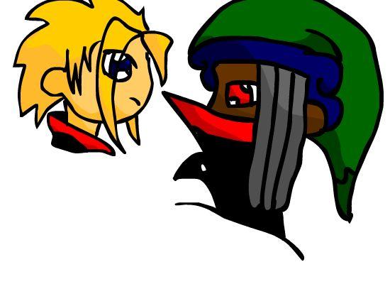 my old character Hamaku n New
