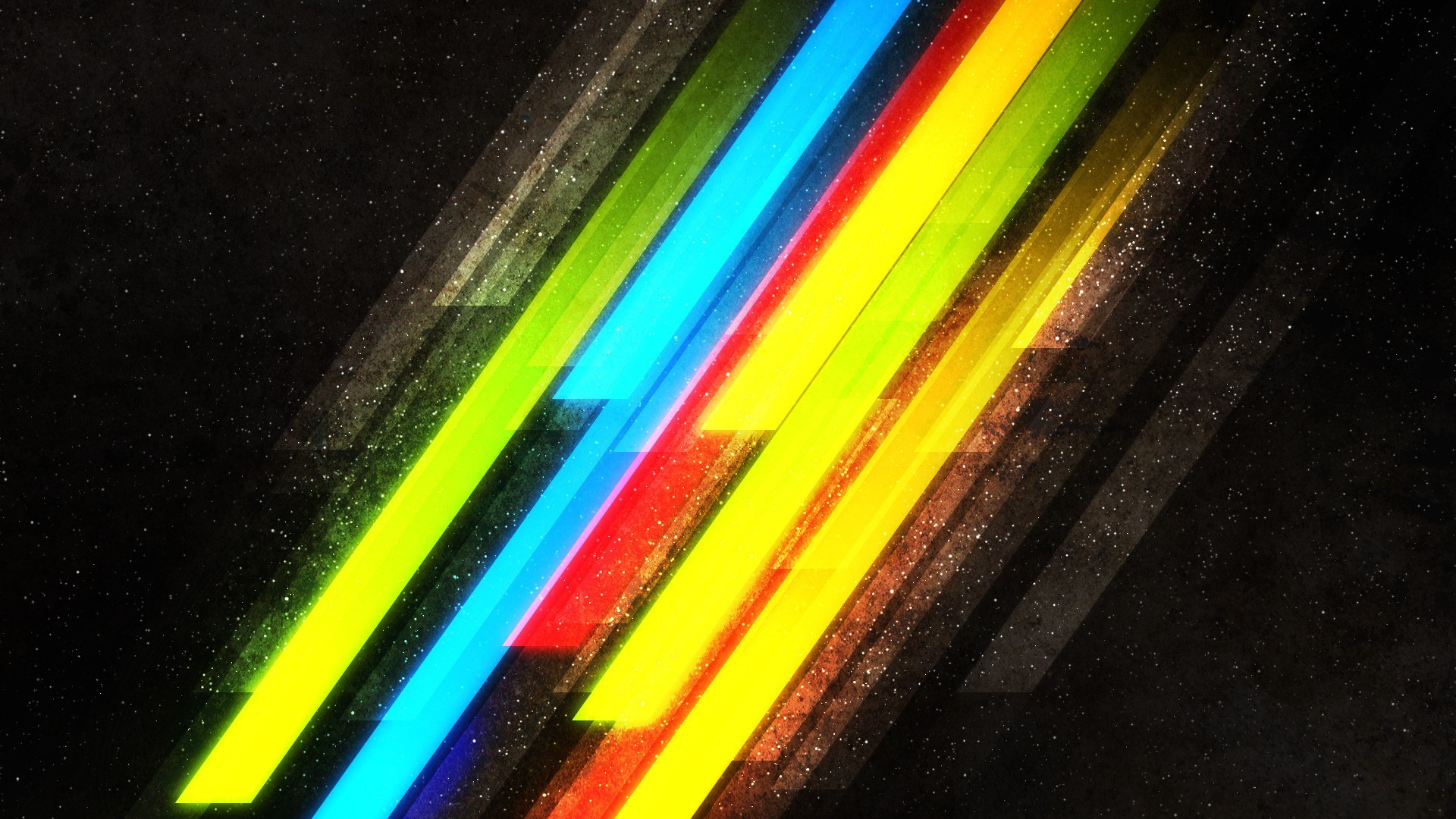 alot of colors