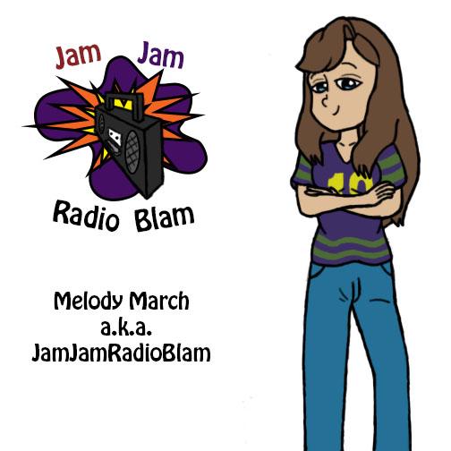 JamJamRadioBlam Concept Art