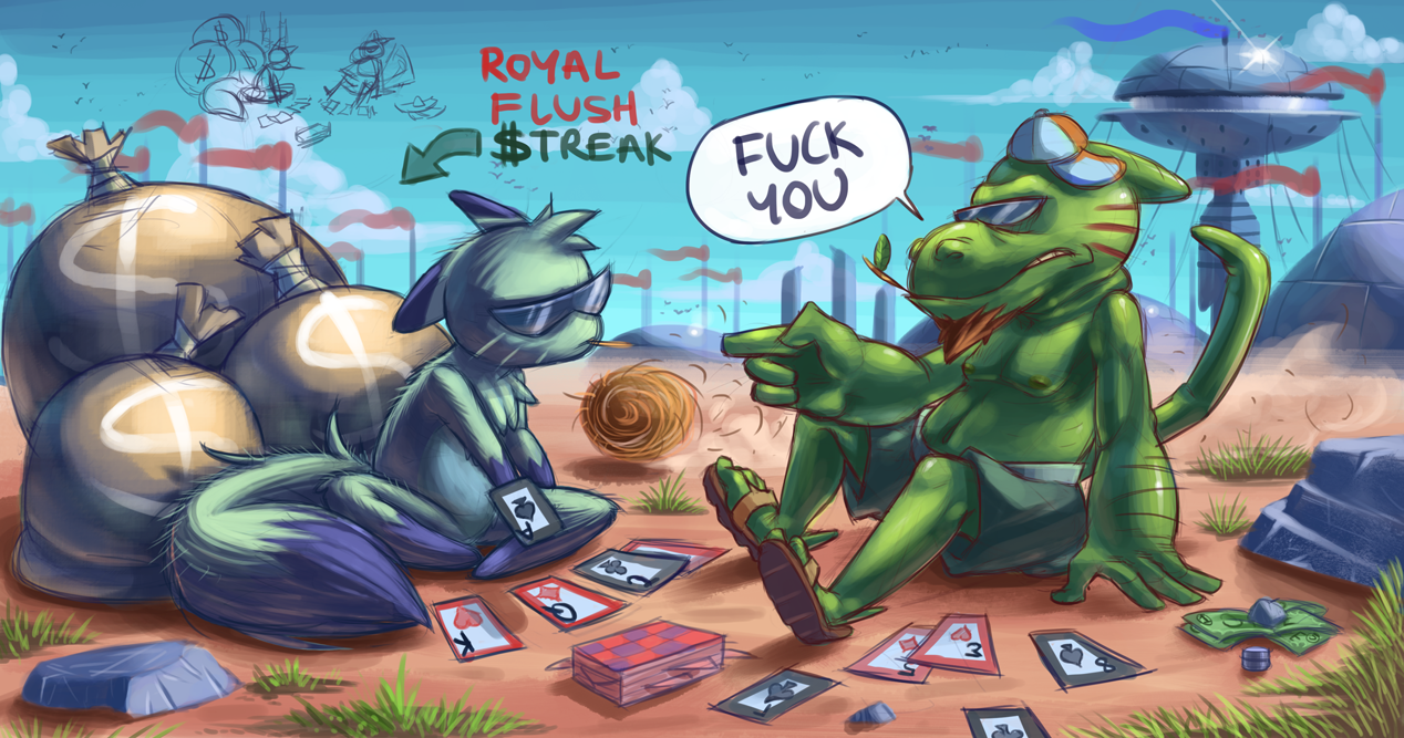 Royal Streak