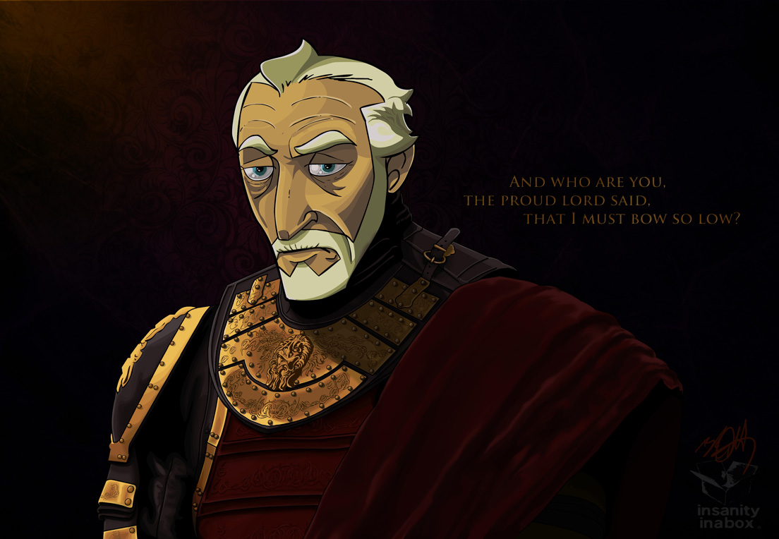 Tywin Lannister, The Old Lion