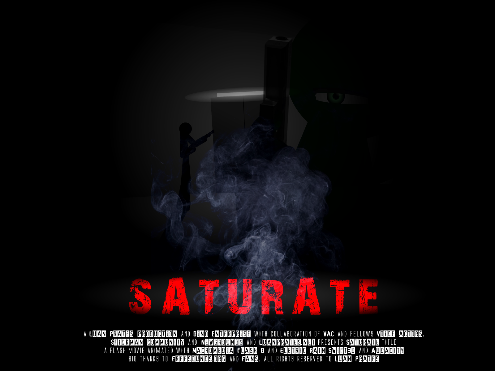 Saturate Poster #2