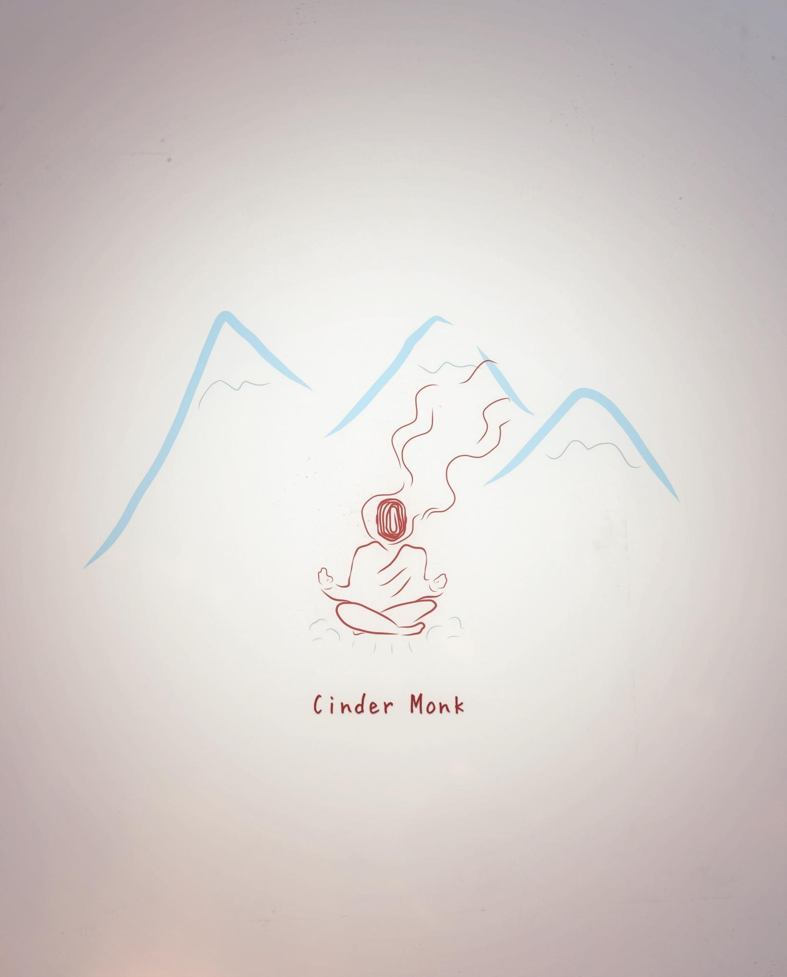 Cinder Monk