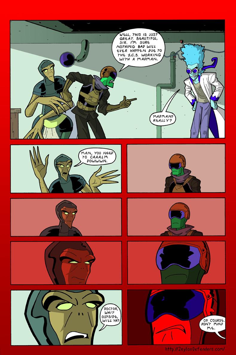Zeylon Defenders pg. 17