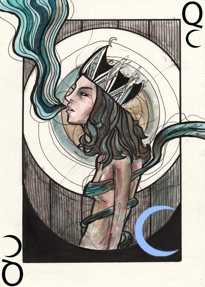 The other Queen of Night