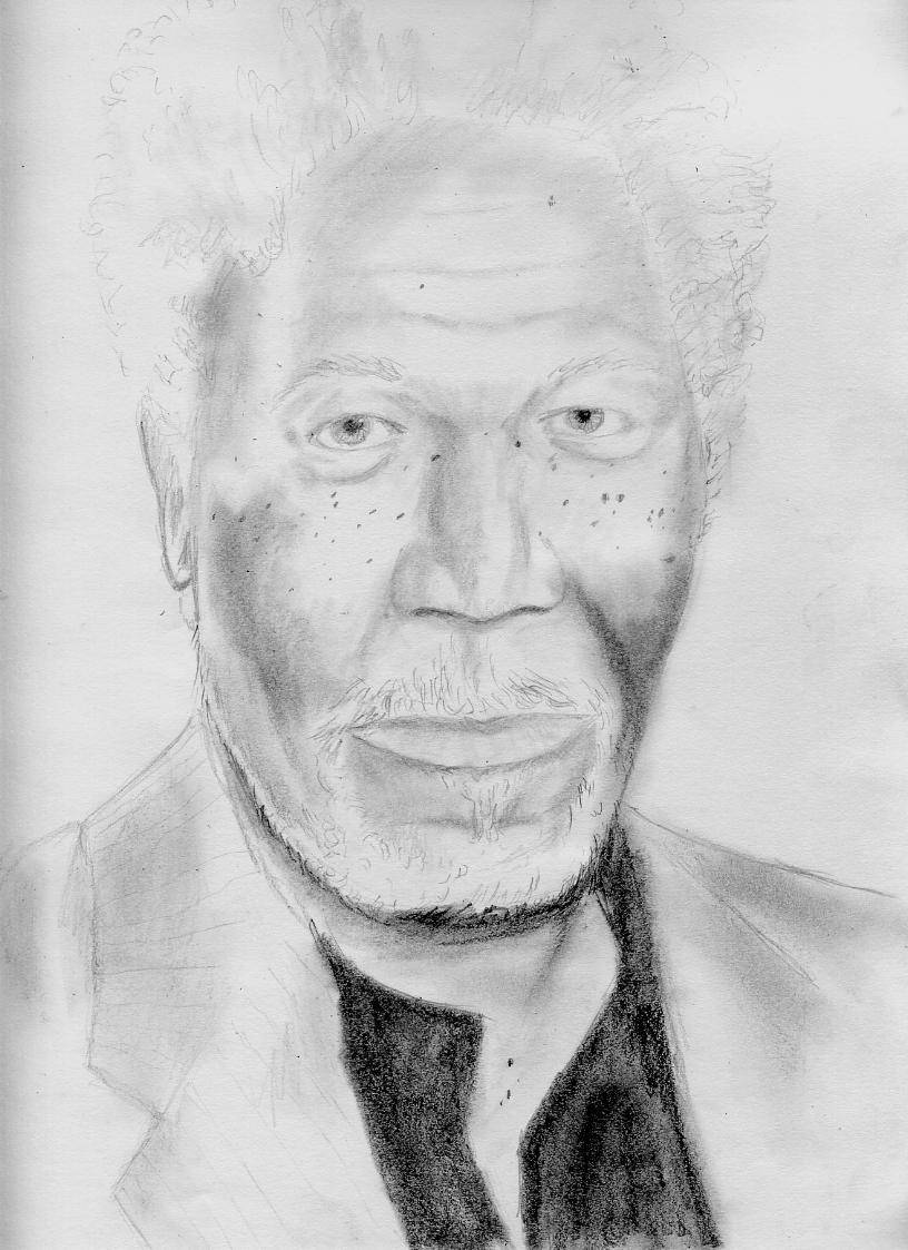 Morgan Freeman (AKA God)