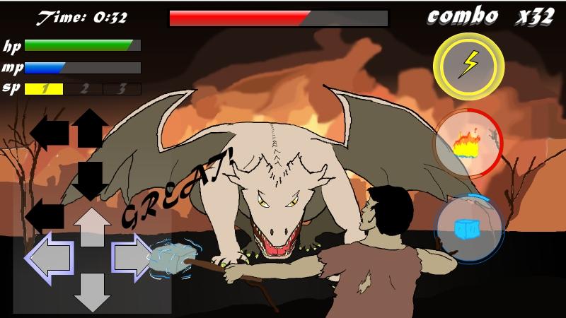 Dragons and Dancesteps