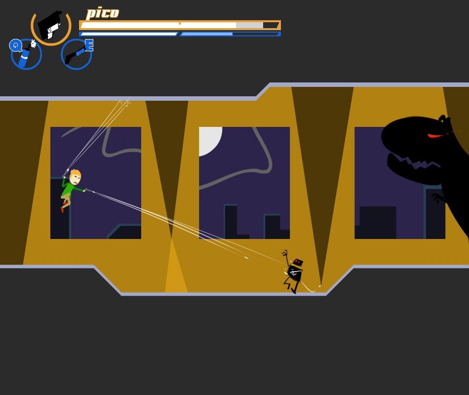 NG shoot-em-up Screenshot