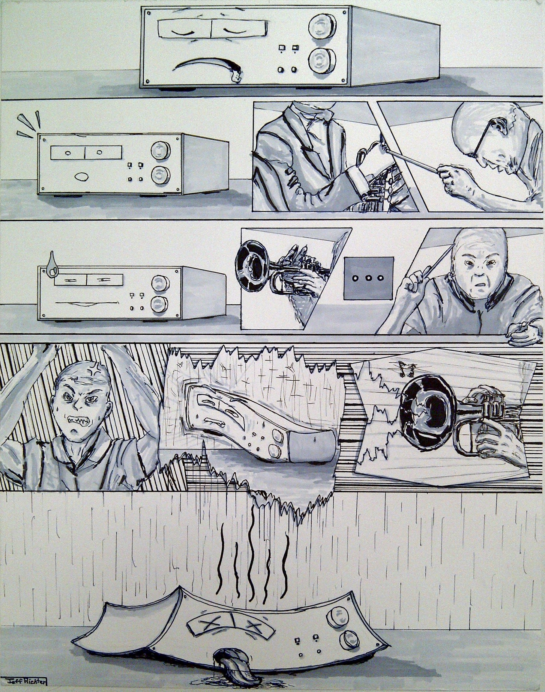 The Tuner (read right to left)
