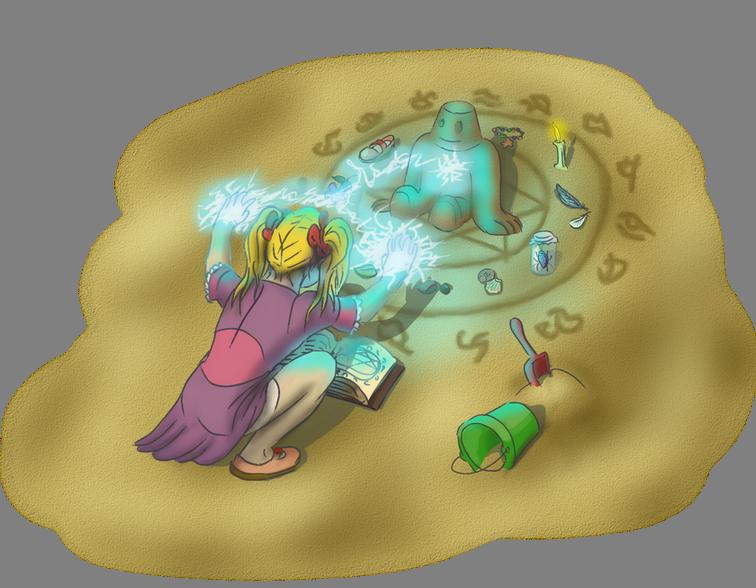 Sandbox Sorcery