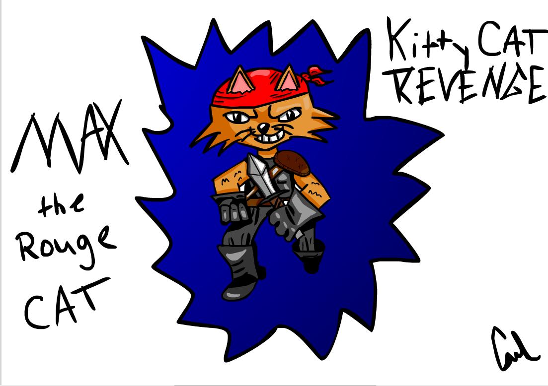 Max the Rogue