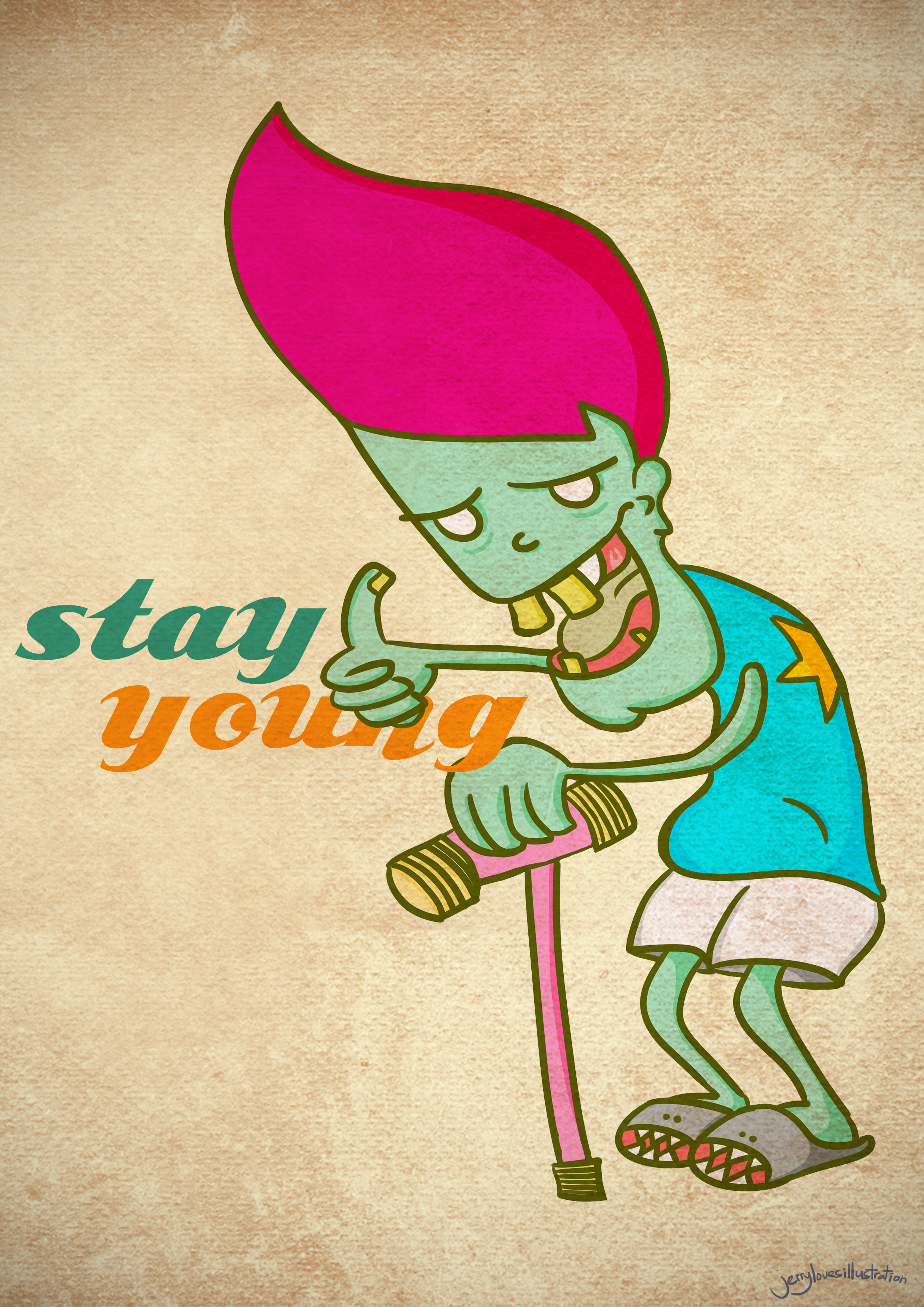 Stay Young!