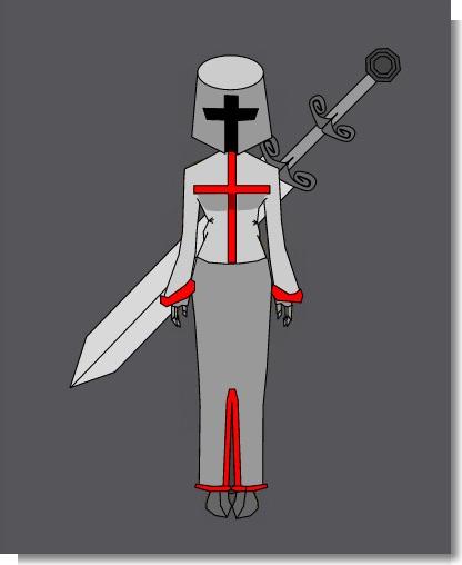 Light Templar Female Set