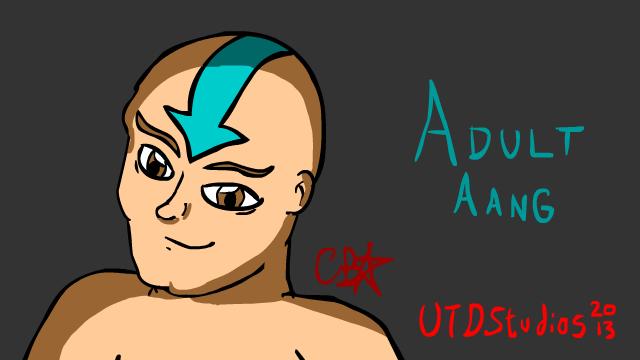 Adult Aang