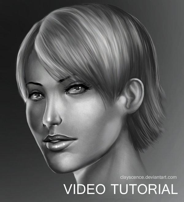 Face video tutorial