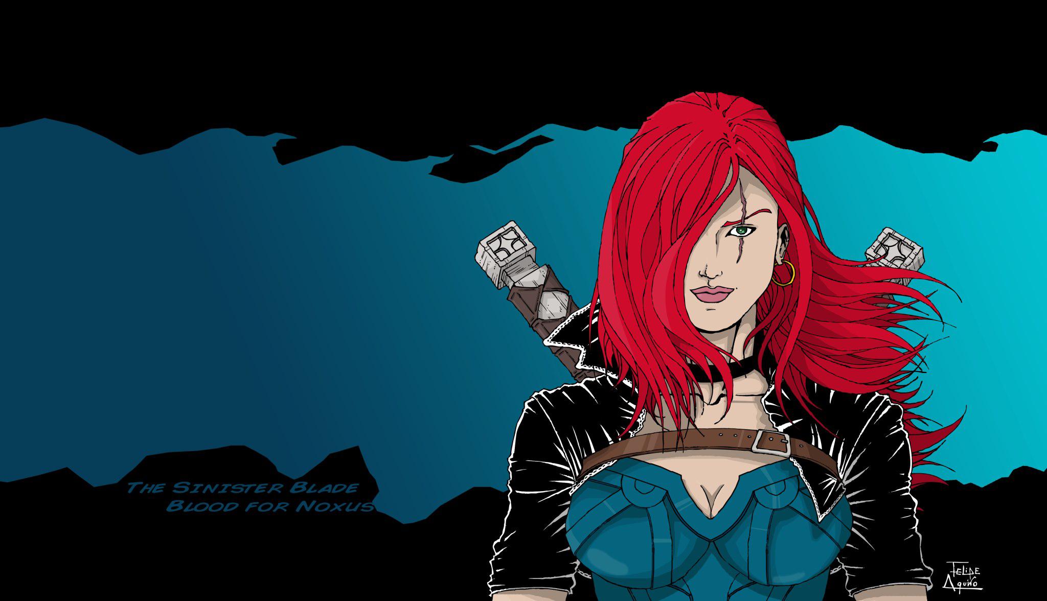 Katarina - The Sinister Blade