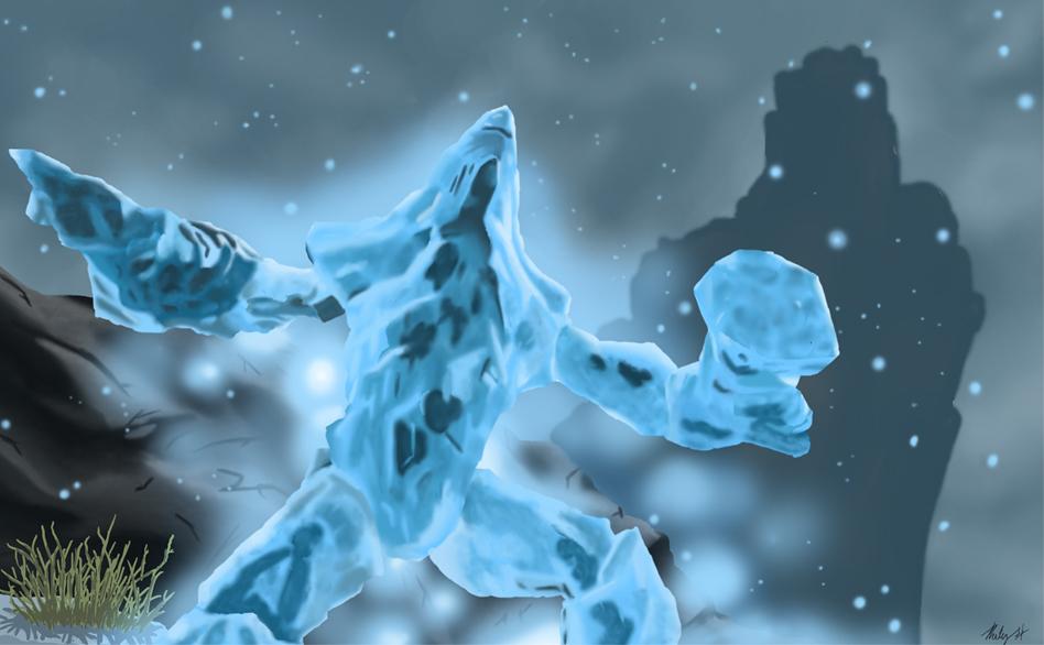 Frost Astronach