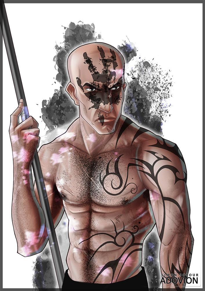 Warrior - Commission