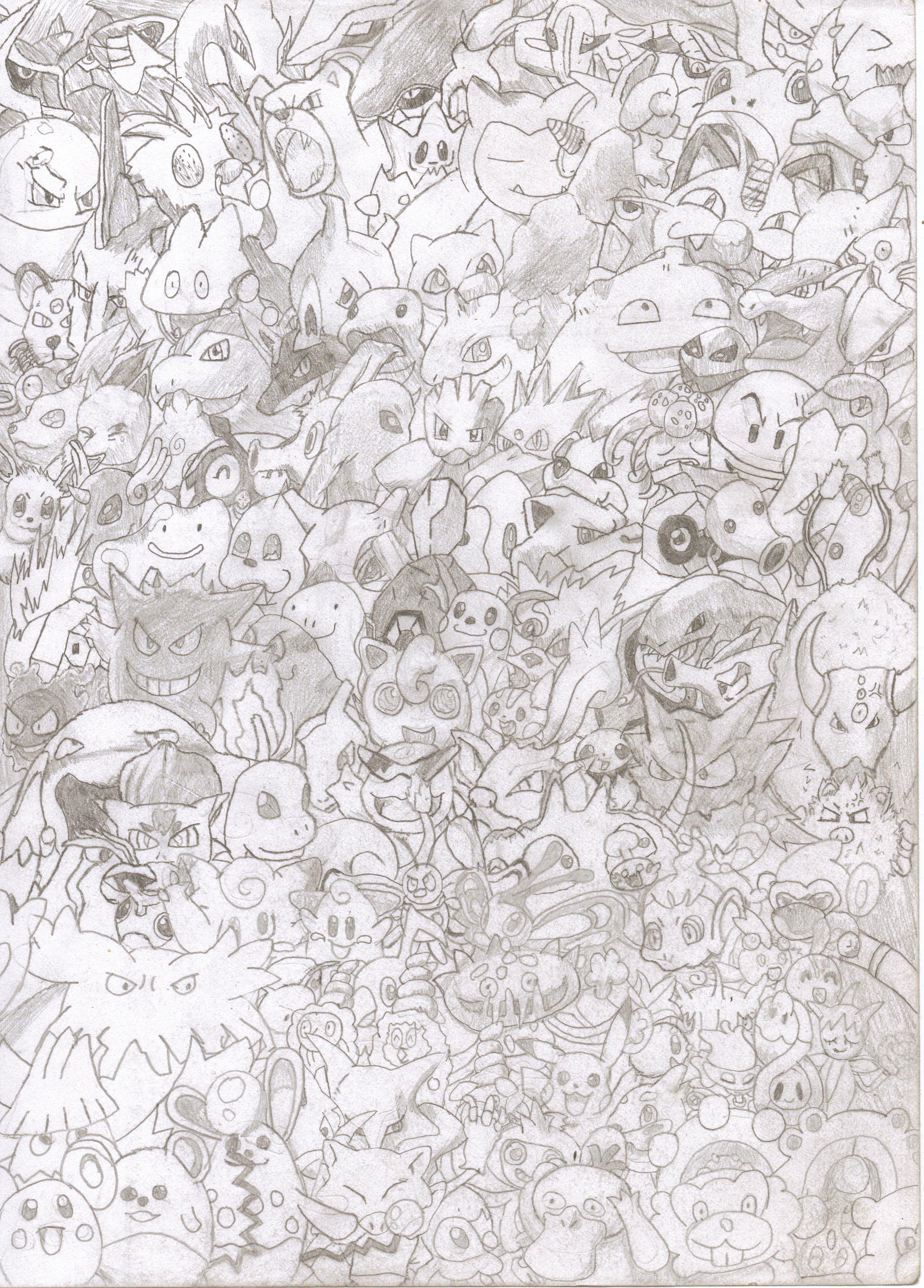 Pokemons!