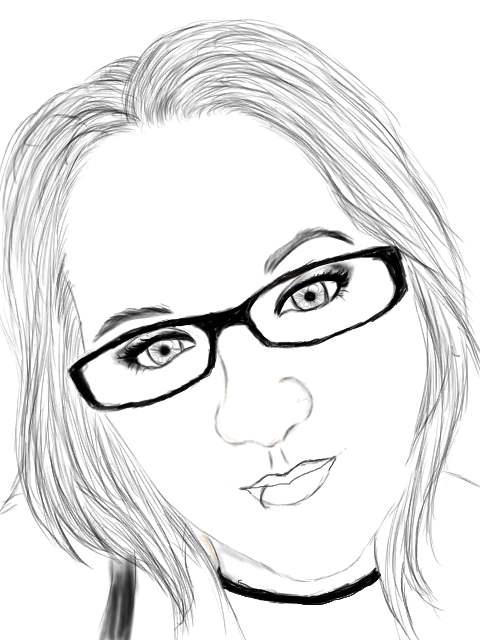 Self Portrait B/W